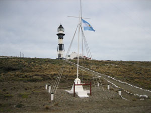 Virgenes lighthouse